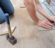 Cork flooring is durable enough to be installed in my house or office
